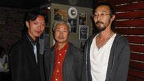 10/25/10 Seiji Harakawa, Hide Tanaka and Ken Mukohata