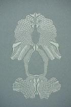 A l'ombre des papillons (col.3817), 2020, 40x50cm