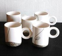 丘 コーヒーカップ