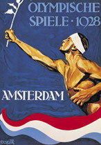 Amsterdam 1928, Emil Huber