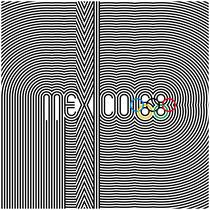 Mexico 1968, Pedro Ramirez, Vazquez Eduardo Terrazas et Lance Wyman