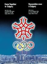 Calgary 1988, Laura Fischer (photographie) et Justason & Tavender (Design)