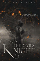 knight - available • E-book 120€ •  Full cover upon request • Title font and effects can be changed and adjusted.