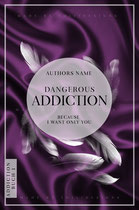 addiction 1 - available • E-bookset 150€ • Full cover upon request • Title font and effects can be changed and adjusted.