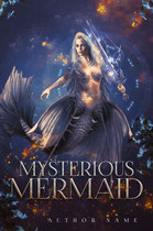 mermaid - available • E-book 140€ •  Full cover upon request • Title font and effects can be changed and adjusted.