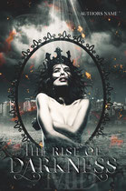 rise of darkness - available • E-book 120€ •  Full cover upon request • Title font and effects can be changed and adjusted.