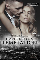 temptation - available • E-book 100€ •  Full cover upon request • Title font and effects can be changed and adjusted.
