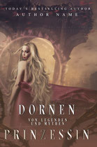dornenprinzessin - available • E-book 150€ •  Full cover upon request • Title font and effects can be changed and adjusted.