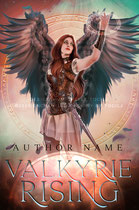 valkyrie - available • E-book 120€ •  Full cover upon request • Title font and effects can be changed and adjusted.