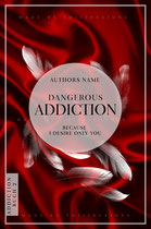addiction 2 - available • E-bookset 150€ • Full cover upon request • Title font and effects can be changed and adjusted.