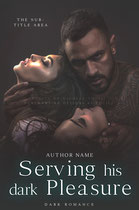 serving - available • E-book 80€ •  Full cover upon request • Title font and effects can be changed and adjusted.