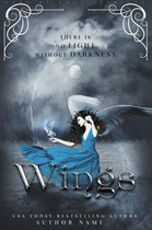 wings - available • E-book 110€ •  Full cover upon request • Title font and effects can be changed and adjusted.