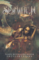 sea witch - available • E-book 120€ •  Full cover upon request • Title font and effects can be changed and adjusted.