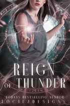 reign - available • E-book 130€ •  Full cover upon request • Title font and effects can be changed and adjusted.