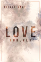 love - available • E-book 60€ •  Full cover upon request • Title font and effects can be changed and adjusted.