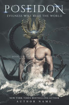 poseidon - available • E-book 130€ •  Full cover upon request • Title font and effects can be changed and adjusted.