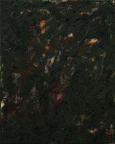 o.T., 2012, Ölfarbe und Kreide auf Leinwand