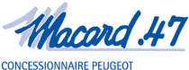 Peugeot Concession Macard
