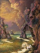 Historia de un río (Tríptico, ala derecha)