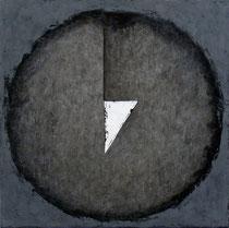 Tondo #XXVII 2011-60x60/tela