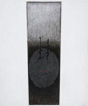 Virtù ovale #I 2001-120x100/tela