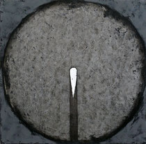 Tondo #XX  2011-60x60/tela