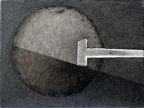 Senza titolo II° 2010-30x40/tela