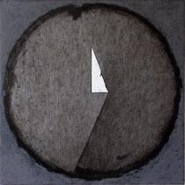 Tondo #XXI-2010-60X60/tela
