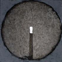 Tondo #XXVI 2011-60x60/tela