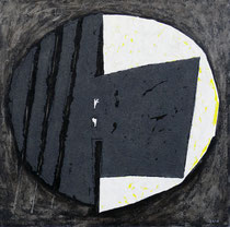 Tondo # XI 2008-60x60/tela