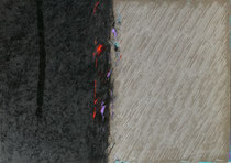 Neroargento 2000-121,5x180/tela