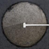 Tondo #XII 2008-60X60/tela
