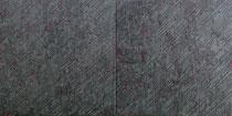Rosso-nero-grigio 1998-75x150/acrilico-tela