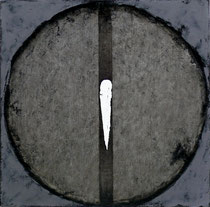 Tondo #XXIV 2011-60x60/tela