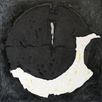 Tondo Arcaico 2010-60x60/tela