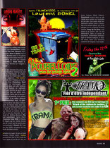 Article dans Mad Movies