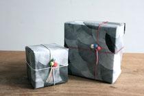 Christmas gift Mizuhiki wrapping