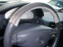 Mercedes A Klasse Lenkrad Reparatur (Vorher)