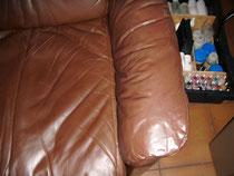Designermöbel Reparatur (Nachher)