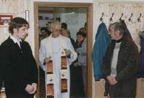 Am 13. Dezember 1997 wurden die Clubräumlichkeiten eingeweiht und feierlich ihrer künftigen Bestimmung übergeben