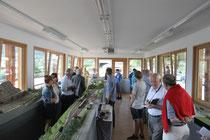 Am 24.08.2013 wurde der neue Ausstellungsraum seiner Bestimmung übergeben