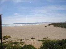 Meia Praia bei Lagos
