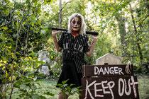 Halloween Make Up - Outdoor