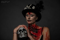 Halloween Make Up - Studio