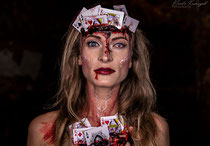 Halloween Make Up - Studio