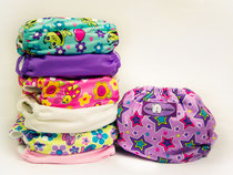 Cloth Nappies Hippybottomus Suisse All-in-one: Stay Dry