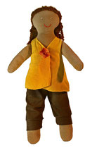 Celina weiss Hippybottomus Suisse Pädagogisches Spielzeug