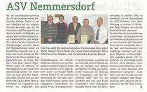 Bericht zur JHV 2013 im Vereinsheft des NK