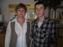 Игорек.. уже студент колледжа БГУ