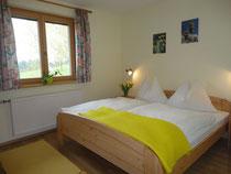 Ferienwohnung Doppelzimmer mit Tennengebirgsblick